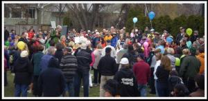 Cedar Park protest