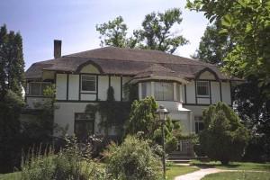 WAC Bennett House
